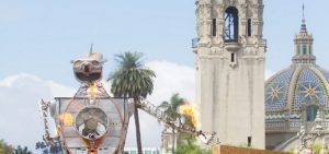Maker Faire San Diego in Balboa Park, Robot Resurrection